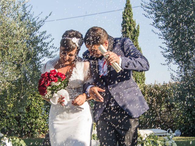 Il matrimonio di Luca e Valentina a Cerreto Guidi, Firenze 51