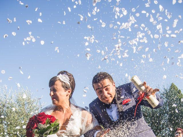 Il matrimonio di Luca e Valentina a Cerreto Guidi, Firenze 52