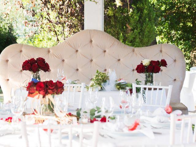 Il matrimonio di Luca e Valentina a Cerreto Guidi, Firenze 55