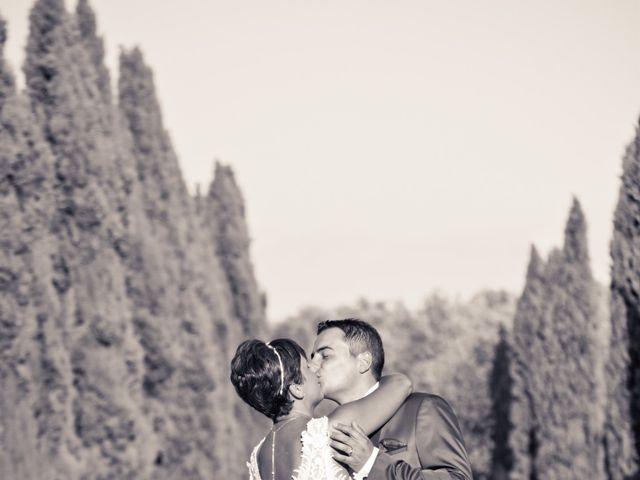 Il matrimonio di Luca e Valentina a Cerreto Guidi, Firenze 56