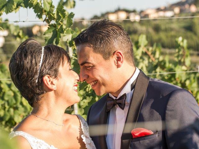 Il matrimonio di Luca e Valentina a Cerreto Guidi, Firenze 59