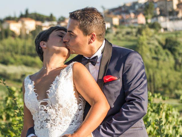 Il matrimonio di Luca e Valentina a Cerreto Guidi, Firenze 61