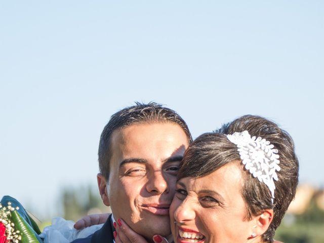 Il matrimonio di Luca e Valentina a Cerreto Guidi, Firenze 63