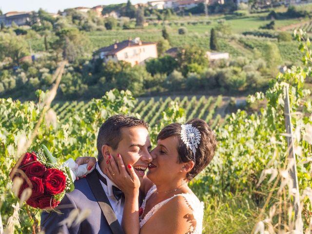 Il matrimonio di Luca e Valentina a Cerreto Guidi, Firenze 64