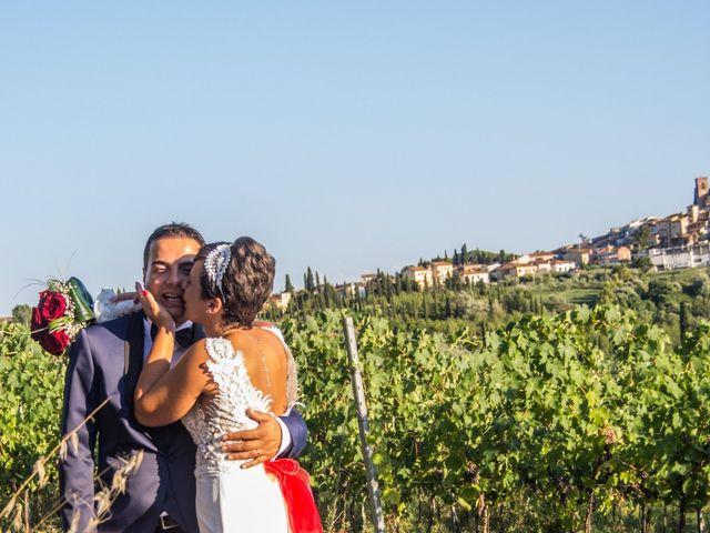 Il matrimonio di Luca e Valentina a Cerreto Guidi, Firenze 65