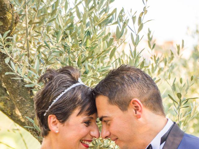 Il matrimonio di Luca e Valentina a Cerreto Guidi, Firenze 67
