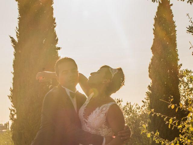 Il matrimonio di Luca e Valentina a Cerreto Guidi, Firenze 71