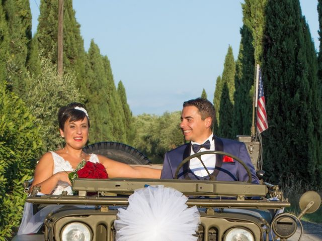 Il matrimonio di Luca e Valentina a Cerreto Guidi, Firenze 72