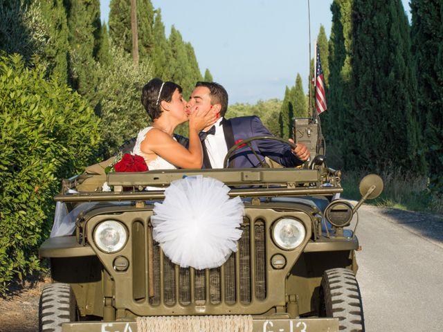Il matrimonio di Luca e Valentina a Cerreto Guidi, Firenze 73