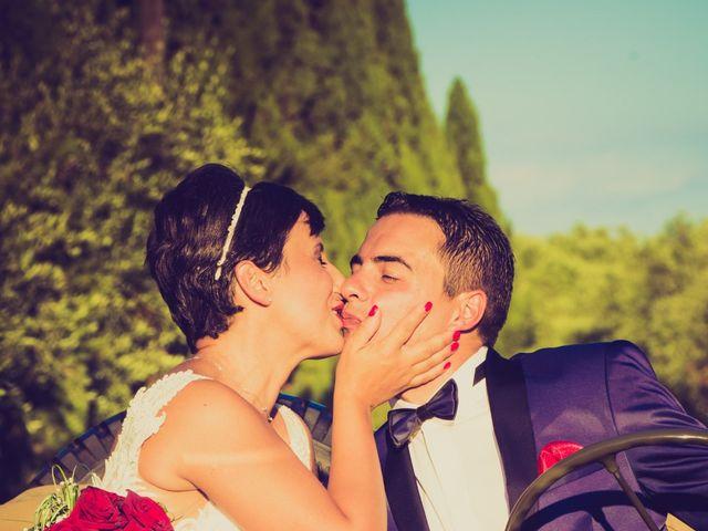 Il matrimonio di Luca e Valentina a Cerreto Guidi, Firenze 74