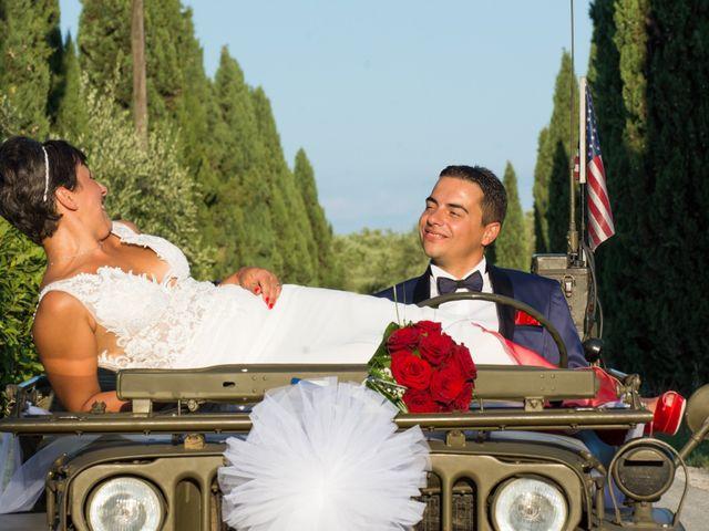 Il matrimonio di Luca e Valentina a Cerreto Guidi, Firenze 75