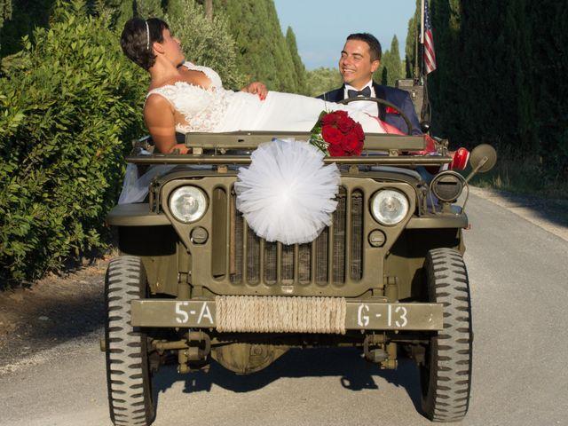 Il matrimonio di Luca e Valentina a Cerreto Guidi, Firenze 76