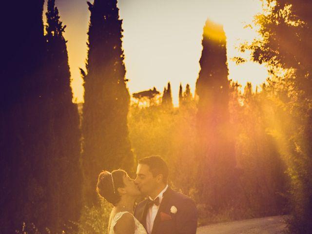 Il matrimonio di Luca e Valentina a Cerreto Guidi, Firenze 78