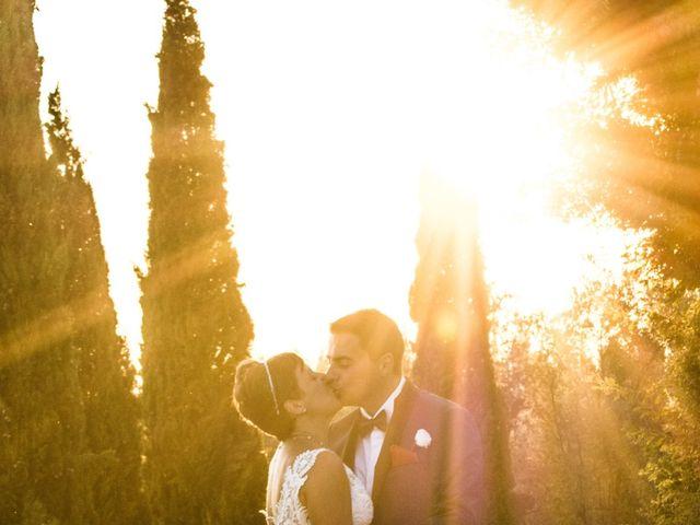 Il matrimonio di Luca e Valentina a Cerreto Guidi, Firenze 79