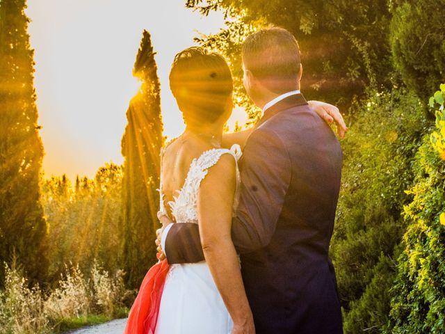 Il matrimonio di Luca e Valentina a Cerreto Guidi, Firenze 80