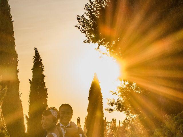 Il matrimonio di Luca e Valentina a Cerreto Guidi, Firenze 81