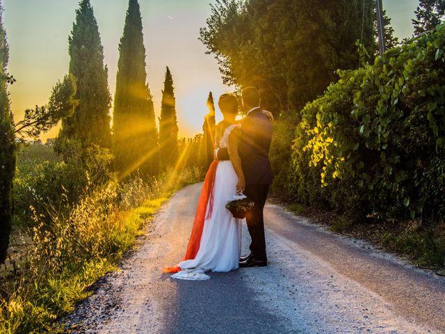 Il matrimonio di Luca e Valentina a Cerreto Guidi, Firenze 82
