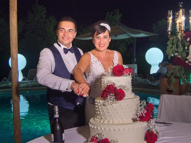 Il matrimonio di Luca e Valentina a Cerreto Guidi, Firenze 84