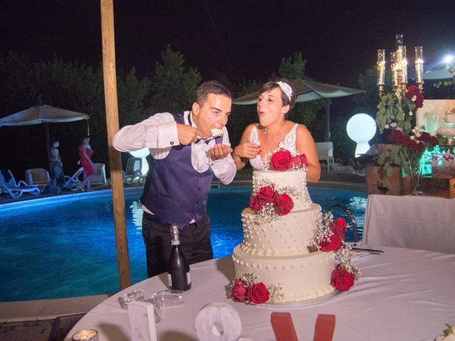 Il matrimonio di Luca e Valentina a Cerreto Guidi, Firenze 85
