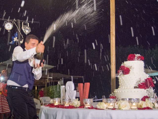Il matrimonio di Luca e Valentina a Cerreto Guidi, Firenze 87