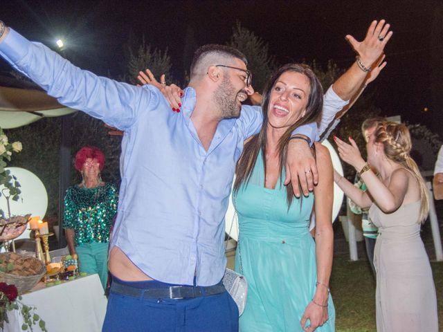 Il matrimonio di Luca e Valentina a Cerreto Guidi, Firenze 89