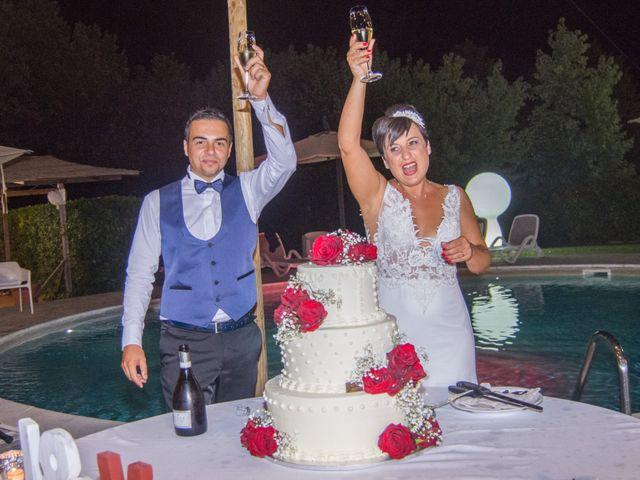 Il matrimonio di Luca e Valentina a Cerreto Guidi, Firenze 90