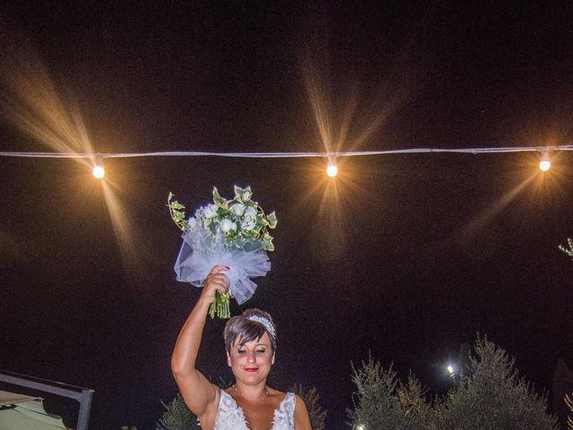 Il matrimonio di Luca e Valentina a Cerreto Guidi, Firenze 91
