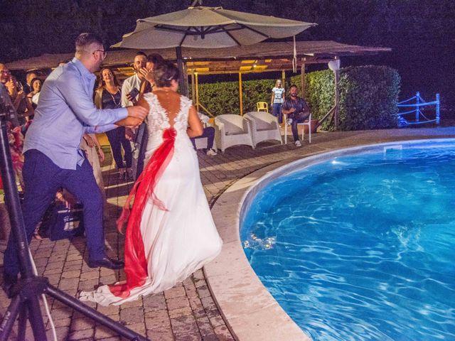 Il matrimonio di Luca e Valentina a Cerreto Guidi, Firenze 94