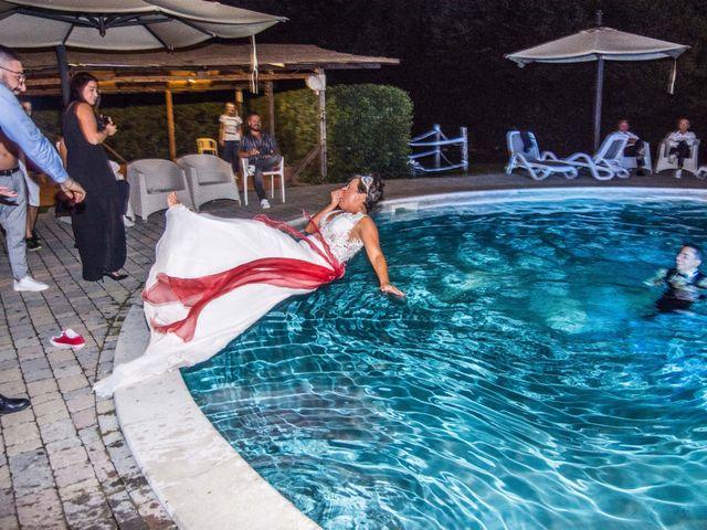 Il matrimonio di Luca e Valentina a Cerreto Guidi, Firenze 96
