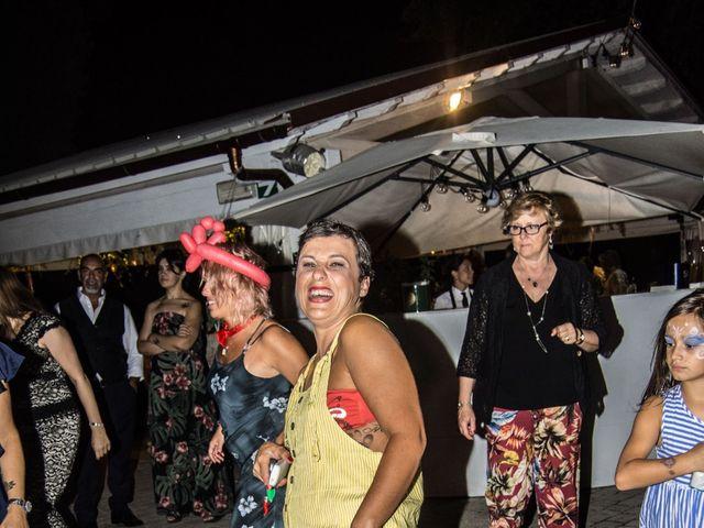Il matrimonio di Luca e Valentina a Cerreto Guidi, Firenze 105