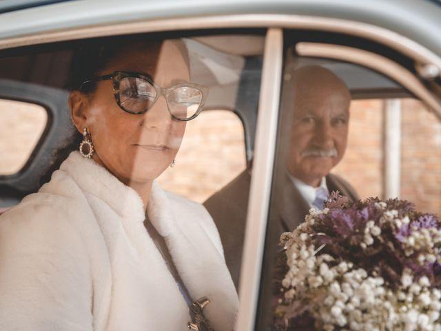 Il matrimonio di Simone e Elisa a Montalcino, Siena 25
