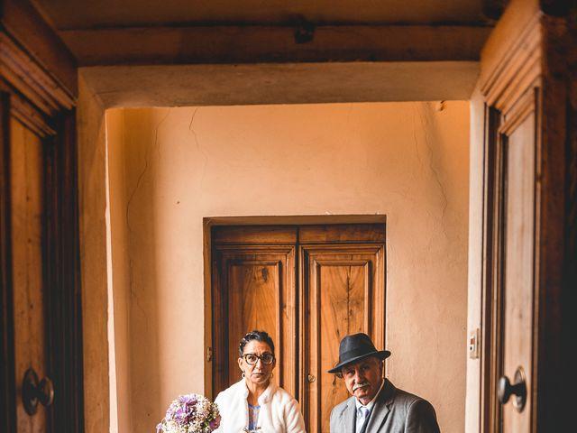 Il matrimonio di Simone e Elisa a Montalcino, Siena 28