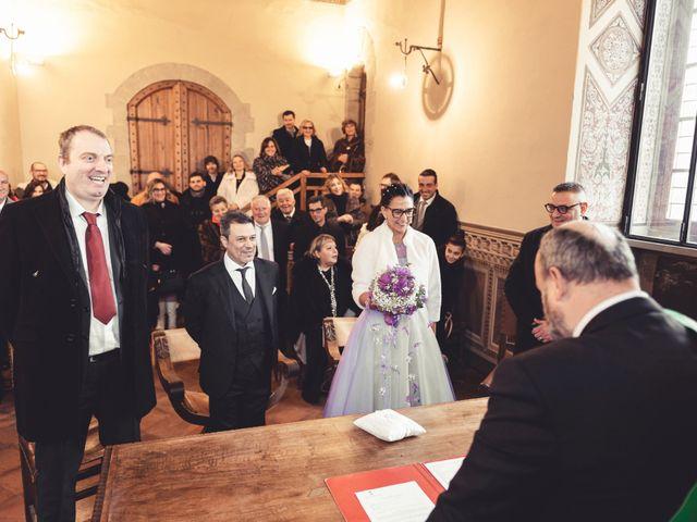Il matrimonio di Simone e Elisa a Montalcino, Siena 29
