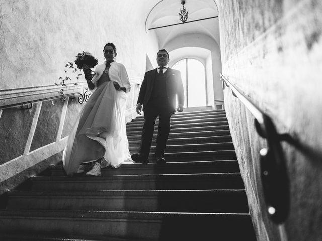 Il matrimonio di Simone e Elisa a Montalcino, Siena 33