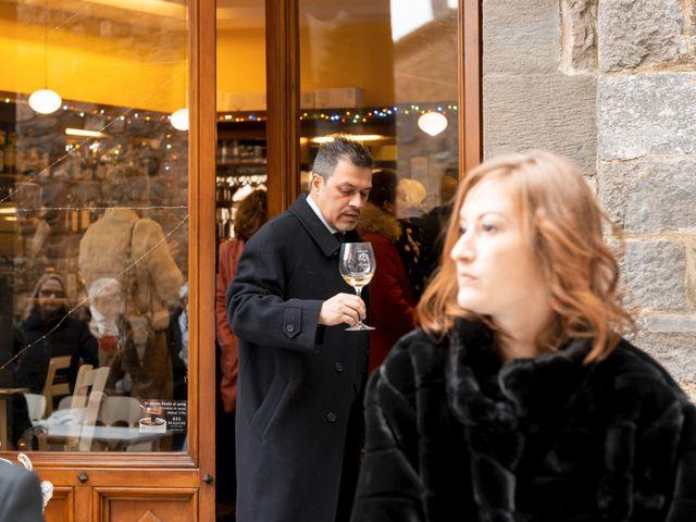 Il matrimonio di Simone e Elisa a Montalcino, Siena 38