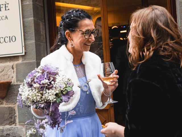 Il matrimonio di Simone e Elisa a Montalcino, Siena 39