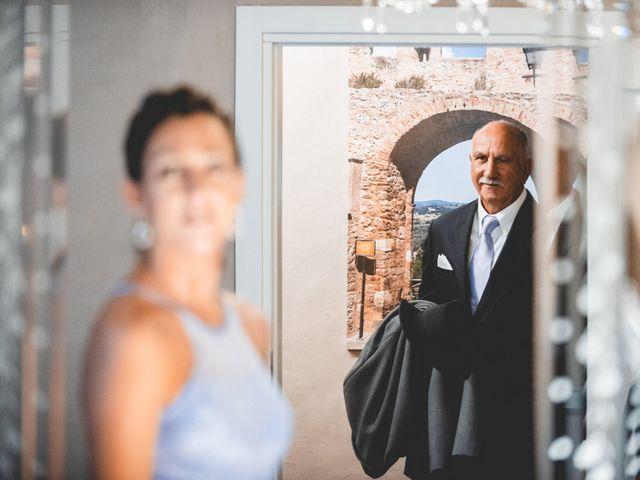 Il matrimonio di Simone e Elisa a Montalcino, Siena 68