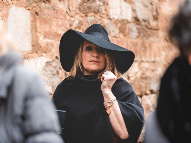 Il matrimonio di Simone e Elisa a Montalcino, Siena 72