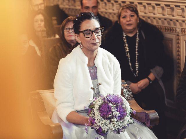 Il matrimonio di Simone e Elisa a Montalcino, Siena 74