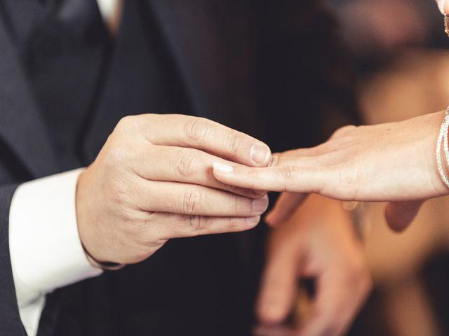 Il matrimonio di Simone e Elisa a Montalcino, Siena 76