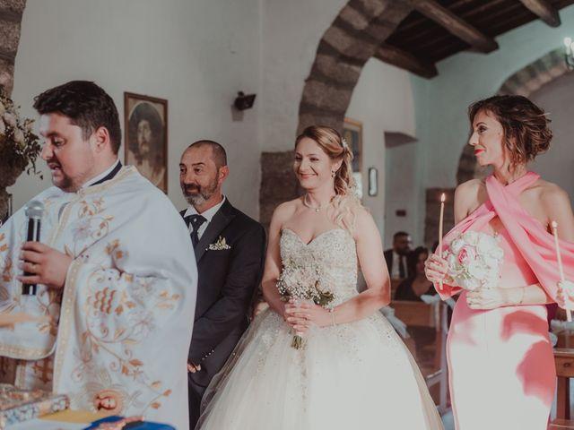 Il matrimonio di Tomaso e Daniela a Olbia, Sassari 55