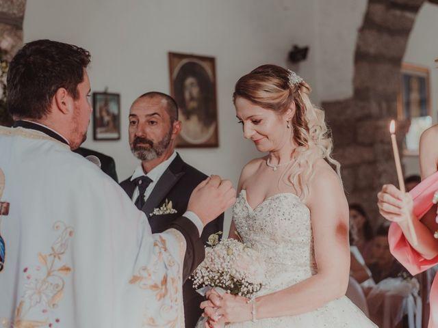 Il matrimonio di Tomaso e Daniela a Olbia, Sassari 58