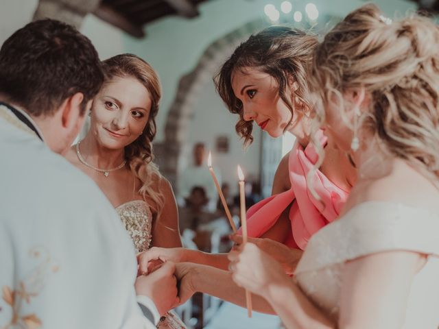 Il matrimonio di Tomaso e Daniela a Olbia, Sassari 59