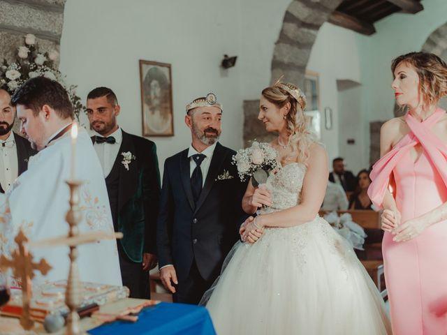 Il matrimonio di Tomaso e Daniela a Olbia, Sassari 67