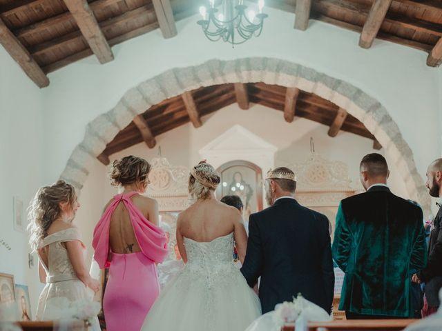 Il matrimonio di Tomaso e Daniela a Olbia, Sassari 70