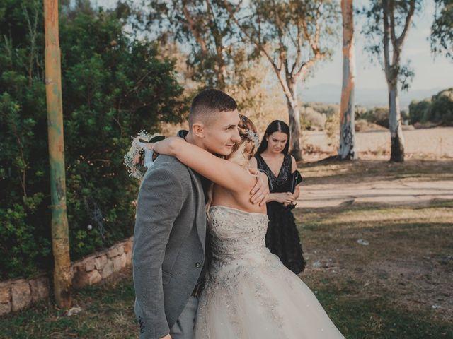 Il matrimonio di Tomaso e Daniela a Olbia, Sassari 76