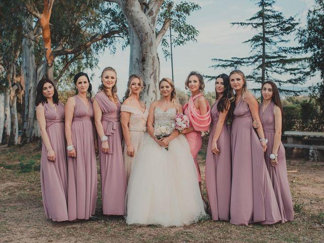 Il matrimonio di Tomaso e Daniela a Olbia, Sassari 77