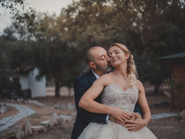 Il matrimonio di Tomaso e Daniela a Olbia, Sassari 84