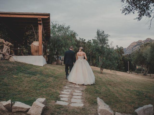 Il matrimonio di Tomaso e Daniela a Olbia, Sassari 86