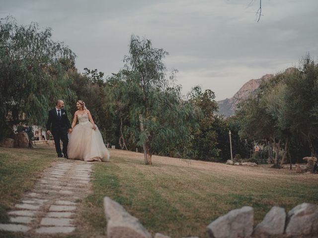 Il matrimonio di Tomaso e Daniela a Olbia, Sassari 87
